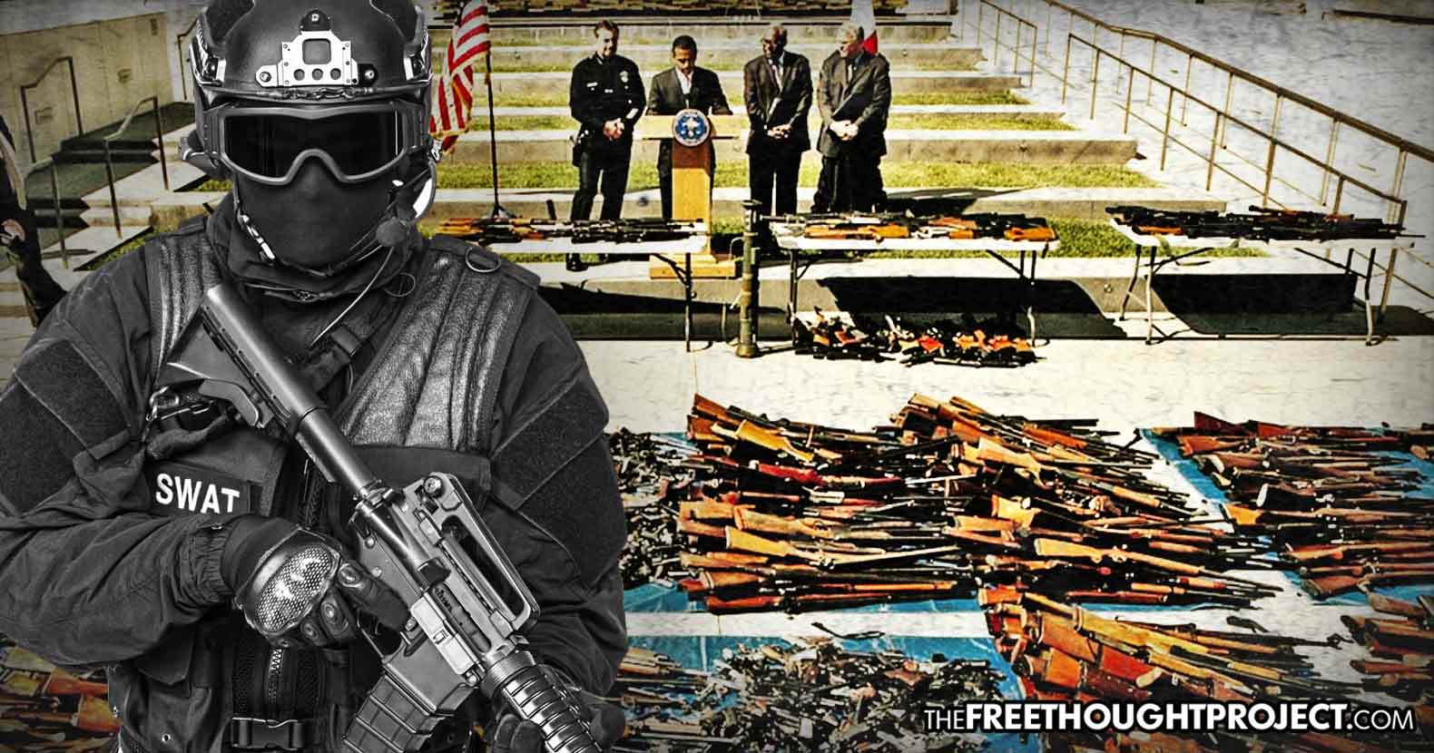 """New Jersey: Nearly 200 Citizens' Guns Seized Under Red Flag """"Laws"""" In 4 Months - Many Of Them Permanently - Guns in the News"""