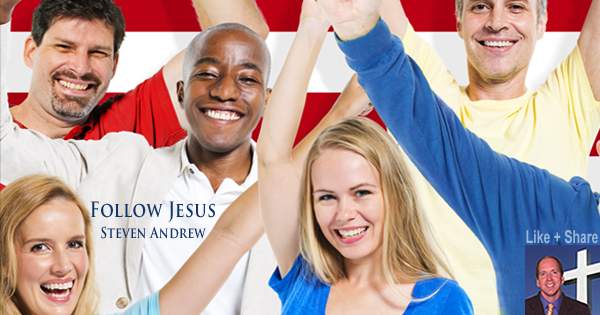 Steven Andrew defends Christianity and our Christian nation