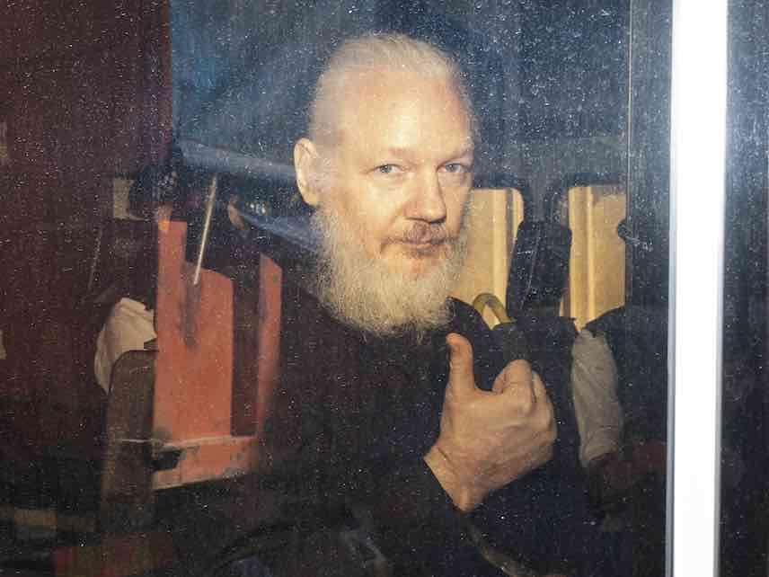"Press Freedom Groups Call Julian Assange Prosecution ""Dangerous Precedent"" - The Washington Standard"