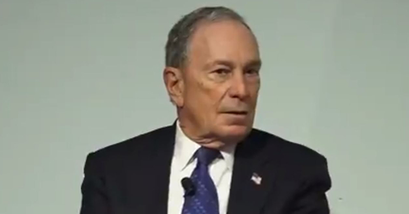 Bloomberg Camp Rocked as Complaint Lists Mike's Shockingly Racist and Sexist Remarks