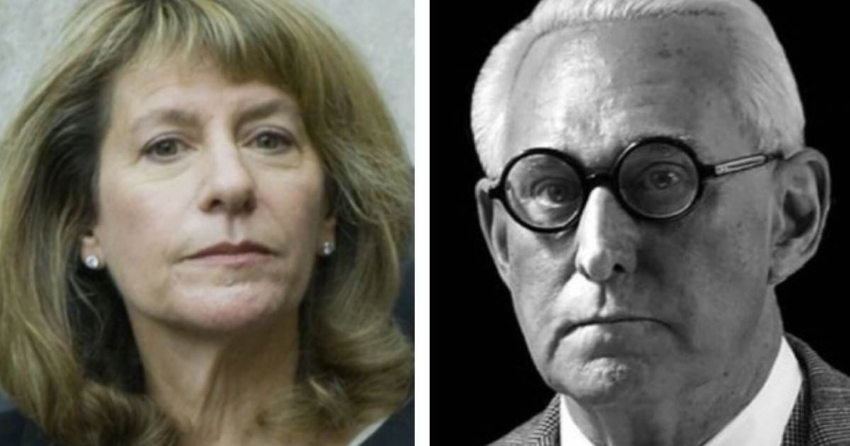 BREAKING: Corrupt DC Judge Amy Berman Jackson Denies Roger Stone Request She Be Removed from His Case -- WITH FULL COURT RESPONSE