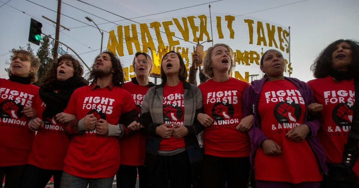 Leftists Celebrated $15/Hr Minimum Wage, Now They Can't Figure Out Why They're Being Fired