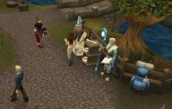Some gamers like myself would enjoy a sport style pre-Grand Exchange