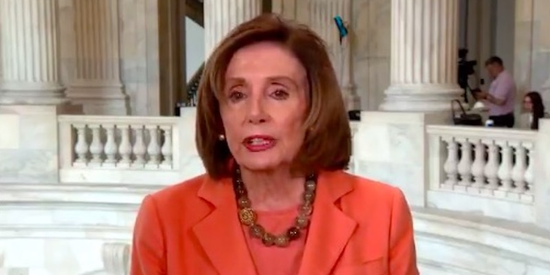 WATCH: Nancy Pelosi Blatantly LIED On CNN Saying Her House Bill Was Only Concerned With COVID-19