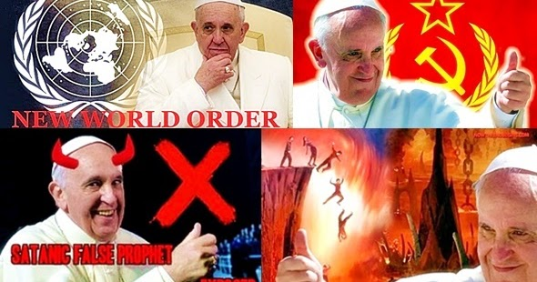 SlantRight 2.0: The Malevolent Influence of Pope Francis on Biblical Christianity