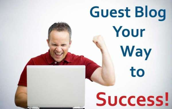Share Your Experience With Guest Blogging