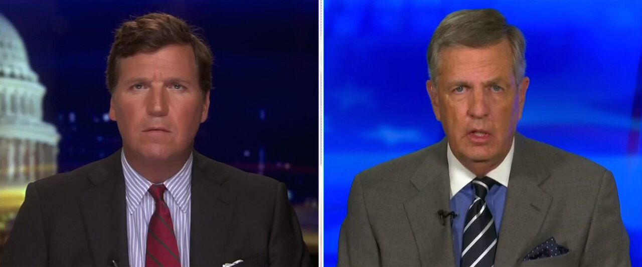 Brit Hume warns Biden's gaffes suggest former VP 'is losing his memory and is getting senile'   Fox News