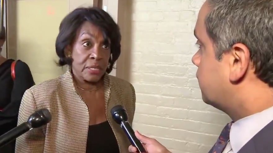 MAXINE WATERS: President Trump 'Should Shut His Mouth and Be Quiet' Over Coronavirus Outbreak | Sean Hannity