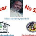 Prophet Pastor Sylvester Bland Profile Picture