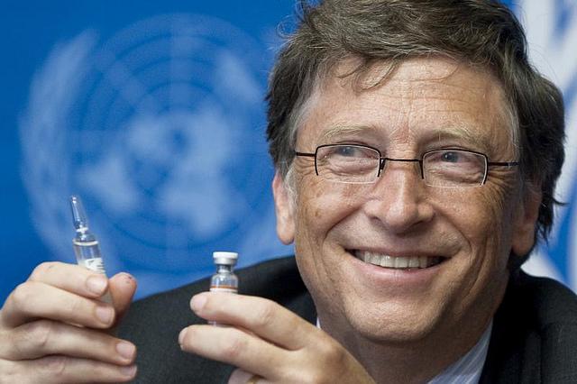 "No vaccine, no job: Eugenicist Bill Gates demands ""digital certificates"" to prove coronavirus vaccination status – NaturalNews.com"