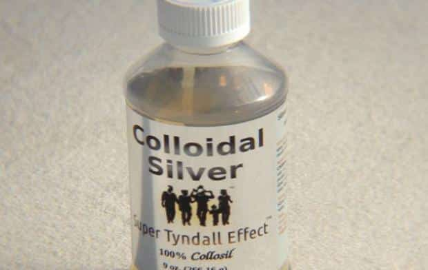 Colloidal Silver Was 'erased From Textbooks' Because Cured Diseases From Tuberculosis To Syphilis