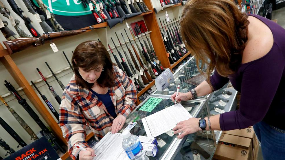 Are gun shops 'essential' businesses during a pandemic? | WPDE