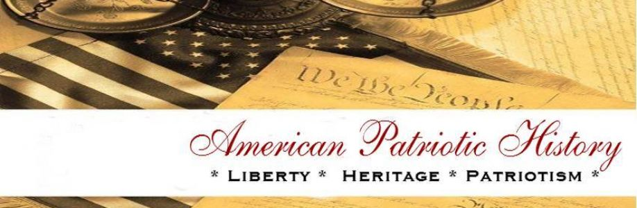 American Patriotic History Cover Image