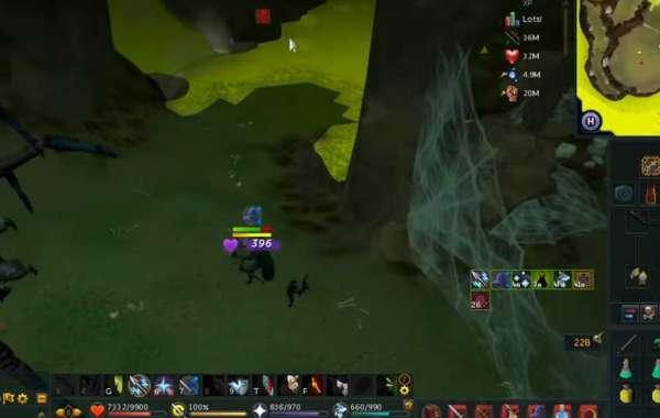 Runescape Game Isn't on Spotlight