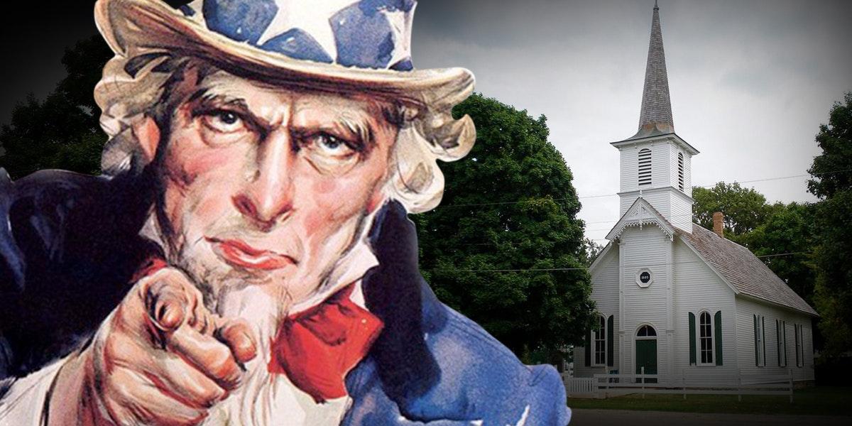 Brian Mark Weber: Arresting Pastors in the Age of Coronavirus — The Patriot Post