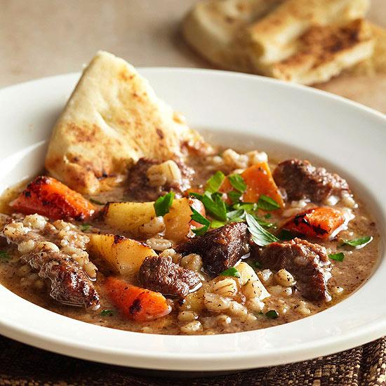 Consider a healthy stew