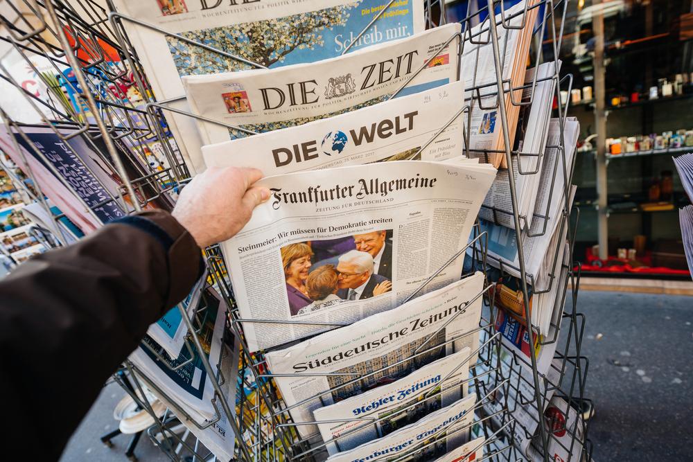 """Lob für Linientreue: Bundesregierung feiert """"professionelle Journalisten"""" › Jouwatch"""