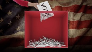 Democrats are trying to nationalize ballot harvesting election theft and they're using 'muh coronavirus' to do it