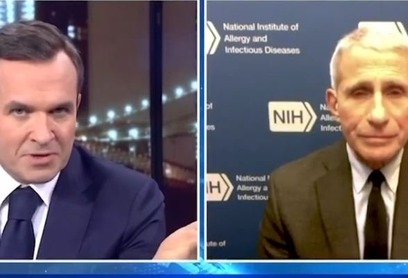 """WOW! Watch Dr. Fauci in January: """"This Is Not a Major Threat for People in the United States... Not Something Citizens - Should Be Worried About"""""""