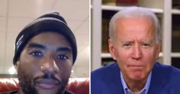 Joe Biden: 'You Ain't Black' if You Don't Back Me over Trump