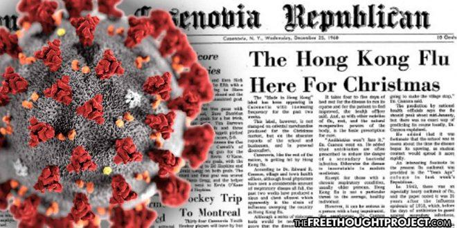52 Years Ago, A Pandemic Flu Killed 100,000 In The US - Nothing Was Shut Down, Not Even Woodstock - The Washington Standard