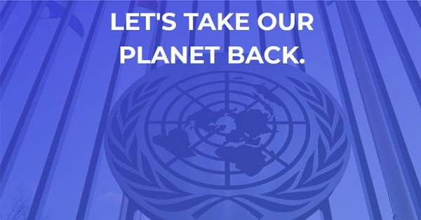 UN Launches NEW WORLD ORDER Website, Says New World Order Project has been IN PLACE SINCE 2008
