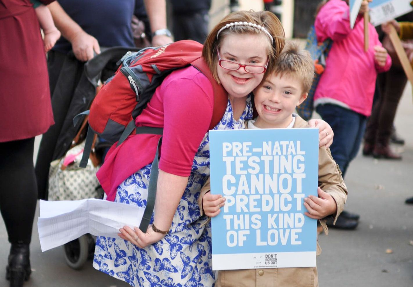 Woman with Down's Syndrome pleads with politicians to end discriminatory abortion - UK CHRISTIAN