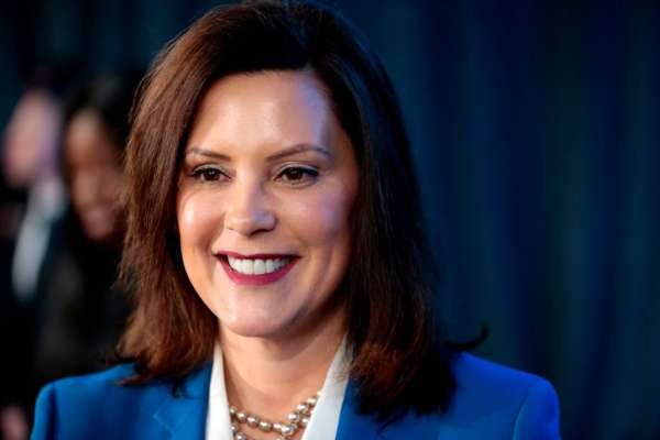 Tyrannical Michigan Gov. Gretchen Whitmer Confirms She IS In Talks With Biden To Become His Running Mate