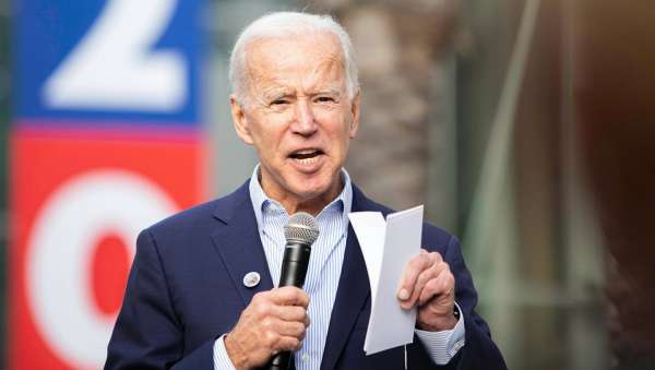 Biden: 'If You Don't Let Me Sniff Your Hair, You Ain't A Woman' | The Babylon Bee