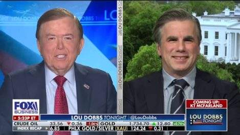 """Tom Fitton: #ObamaGate Being Investigated by FBI Director? """"It's a Gamble to Save His Own Job!"""" 