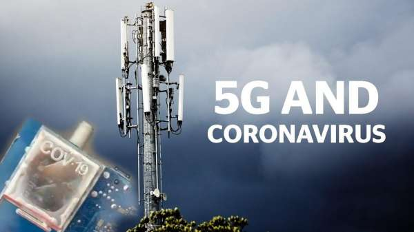 """Installer Discovers Circuit Board In New 5G Tower Labeled """"COV-19"""" (Video) - The Washington Standard"""