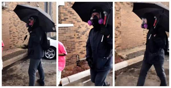 "Police Deny Any Connection to Mysterious Minneapolis ""Umbrella Man"" Saboteur - The Washington Standard"
