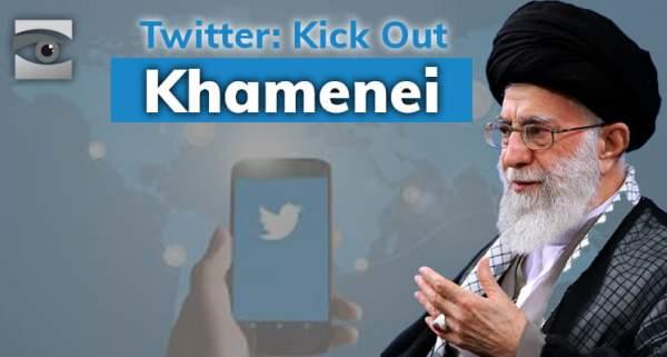Twitter: Kick Out Khamenei | HonestReporting