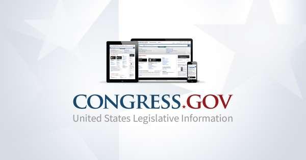 H.R.748 - 116th Congress (2019-2020): CARES Act | Congress.gov | Library of Congress