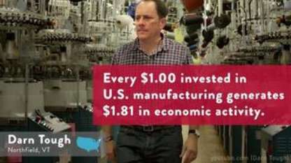 AllianceForAmericanManufacturing Buying American Made Matters