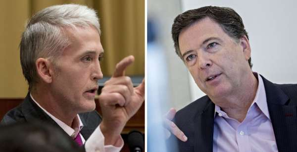 Gowdy Reacts to Newly Released Susan Rice Email About Investigating Flynn: It's 'Bizarre'