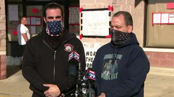 New Jersey gym owners shut down by state after defying lockdown: Governor has 'no legal precedent'   Fox News