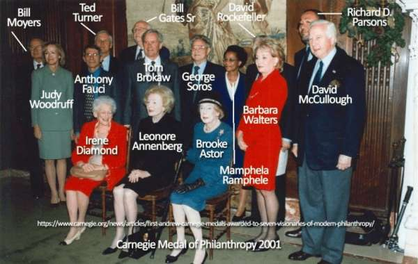 Fauci Photographed With Soros and Bill Gates' Father, Who Was 'Head of Planned Parenthood' - National File