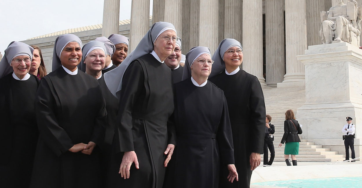 What Happened as Little Sisters of the Poor Return to Supreme Court