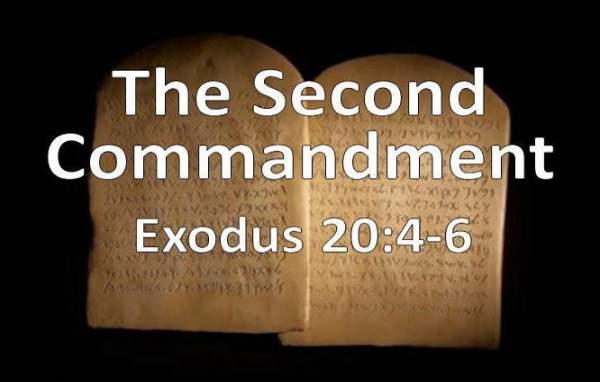 God's Second Commandment — and the Four Generations Curse -