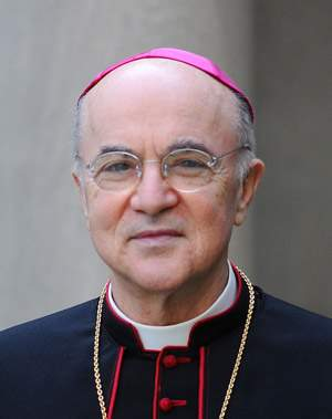 Archbishop Vigano writes to President Trump on the spiritual forces at work in the US riots - Anglican Ink © 2020