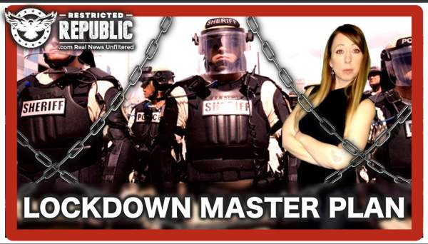 "This Isn't a ""Revolution""—It's a Master Plan For Lockdown & Martial Law—Pentagon Video Predicted It! 