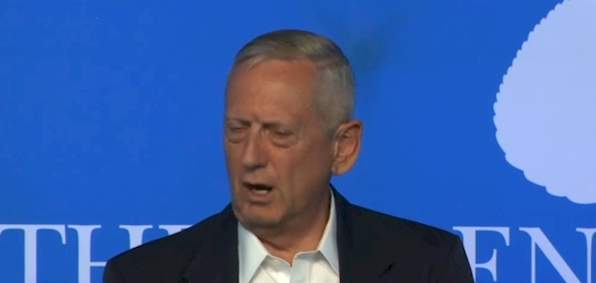 Liberal mush from 'Mad Dog' Mattis - WND