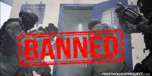 "Senator Proposes Revolutionary ""Breonna Taylor Act"" To Ban No-Knock Raids In America » Sons of Liberty Media"