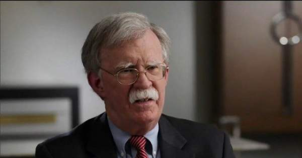 Bolton: 'Hope' History Remembers Trump as 'One-Term President Who Didn't Plunge the Country Irretrievably into a Downward Spiral'