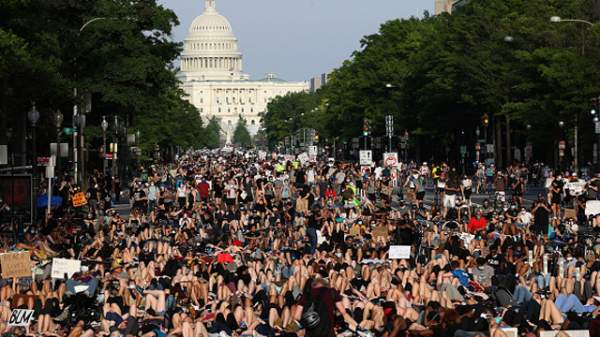 Don't Let the Weekend Protests Get You Down - The Rush Limbaugh Show