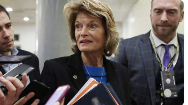 RINO Murkowski agrees with Mattis' vile op-ed, might not vote for Trump
