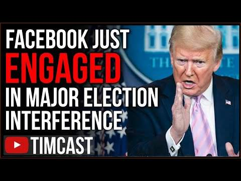 Facebook Just BANNED A Major Trump Campaign Issue, Immigration, This Is MAJOR Election Interference - Sentry Bugle