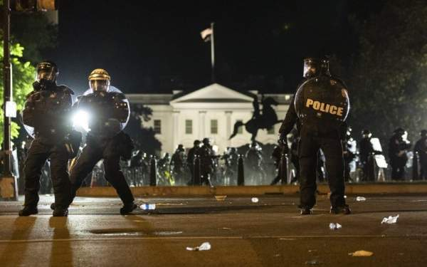 Trump slams governors as 'weak,' urges crackdown on protests