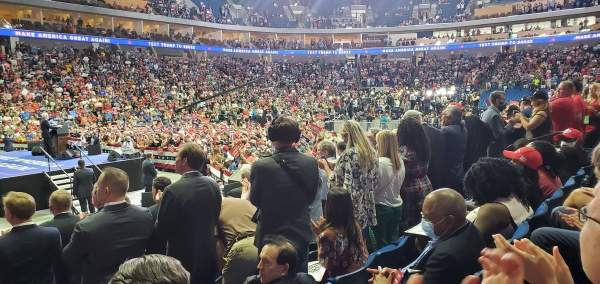WHAT WAS THE TULSA TRUMP RALLY REALLY LIKE: From Camping in Line To The Rally Itself! PLUS The Real Numbers Behind The FAKE NEWS Hype (VIDEO  PHOTOS)  Evans News Report